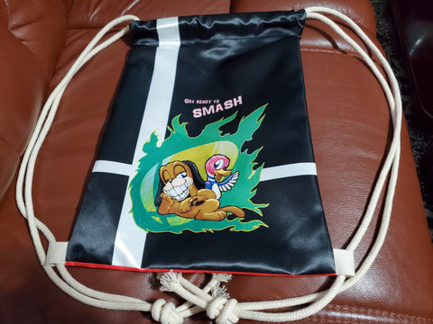 "17"" Duck Hunt Drawstring Bag"