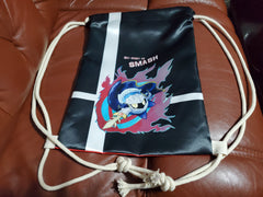 "17"" Meta Knight Drawstring Bag"