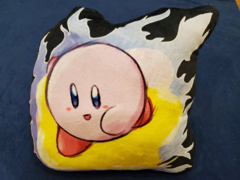 "12"" Kirby Plush Pillow"