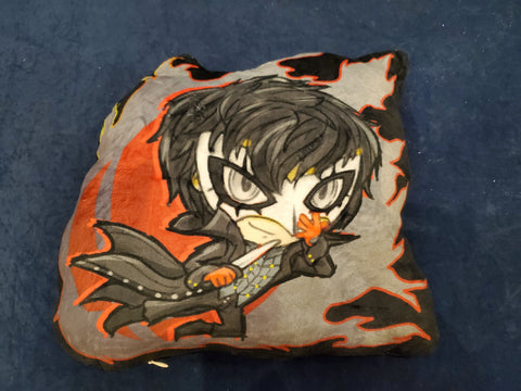 "12"" Joker Plush Pillow"