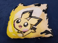 "12"" Pichu Plush Pillow"