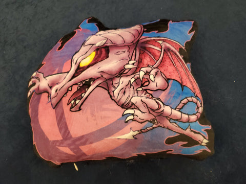 "12"" Ridley Plush Pillow"