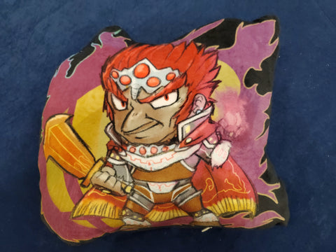 "12"" Ganondorf Plush Pillow"
