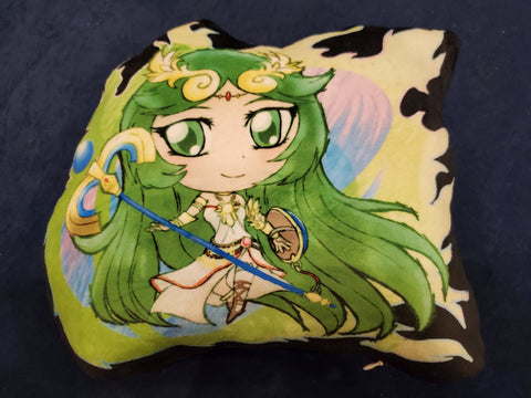 "12"" Palutena Plush Pillow"