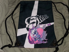 "17"" Wolf O'Donnell Drawstring Bag"