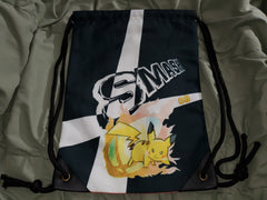 "17"" Pikachu Drawstring Bag"