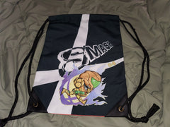 "17"" Samus Drawstring Bag"