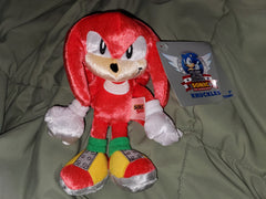 25th Anniversary Knuckles Plush Tomy