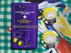 "1.5"" Tweek Tweak South Park Pinback Button"