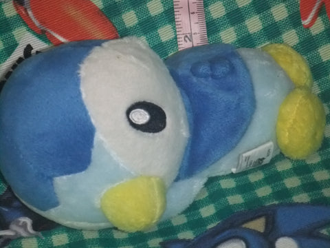 Piplup Laying UFO