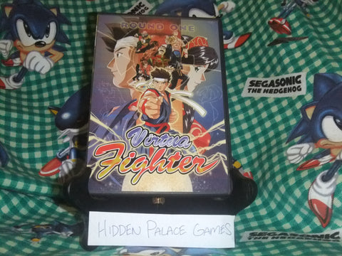 Virtua Fighter: Round One (DVD)
