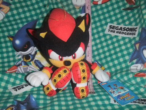 Shadow Plush (Sonic X)