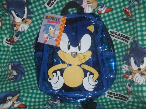 Classic Sonic Mini Backpack