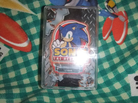Sonic Playing Cards [Gameworks]