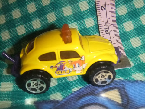Tails Matchbox Volkswagen Beetle Car