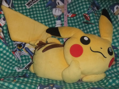 Pikachu Large Cushion