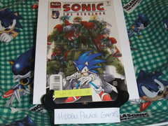Sonic the Hedgehog #107 - VF