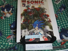 Sonic the Hedgehog #107 - NM