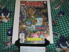 Sonic the Hedgehog #111 - VF