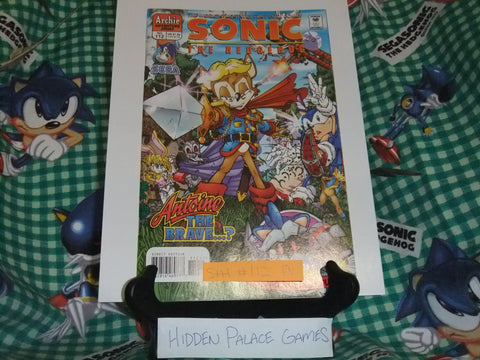 Sonic the Hedgehog #112 - FN