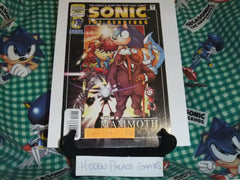 Sonic the Hedgehog #114 - FN