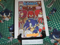 Sonic the Hedgehog #141 - FN