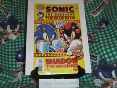 Sonic the Hedgehog #158 - GD
