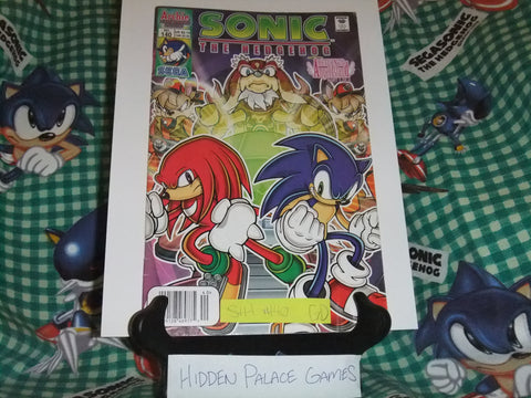 Sonic the Hedgehog #140 - GD