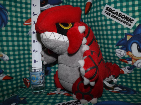 Groudon DX Pokédoll