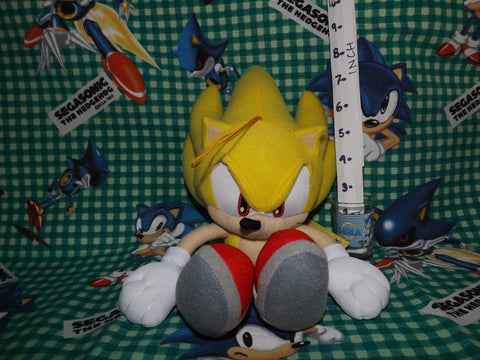 Super Sonic Plush GE