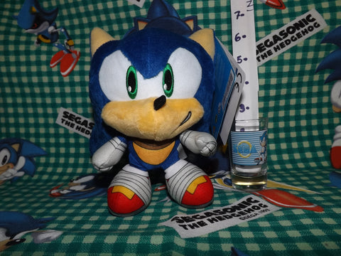 Sonic Boom Chibi Head Plush