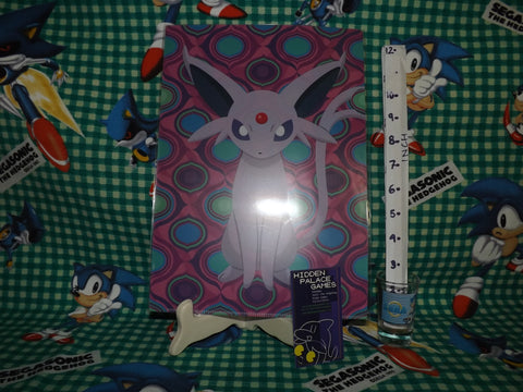Espeon Clearfile [Eievui Collection]