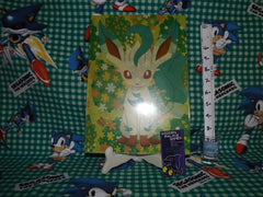 Leafeon Clearfile [Eievui Collection]