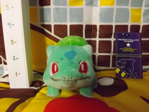 Bulbasaur Canvas