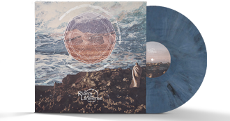 Amen Road • Limited edition 180g unique mixed blue, white & black coloured vinyl in gatefold jacket
