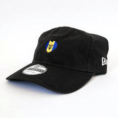 Barbados Heart/1 LOVE T.O. New Era 9TWENTY (Dad Cap)