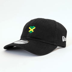 Jamaica Heart/1 LOVE T.O. New Era 9TWENTY (Dad Cap)