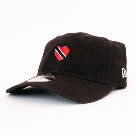 Trinidad Heart/1 LOVE T.O. New Era 9TWENTY (Dad Cap)