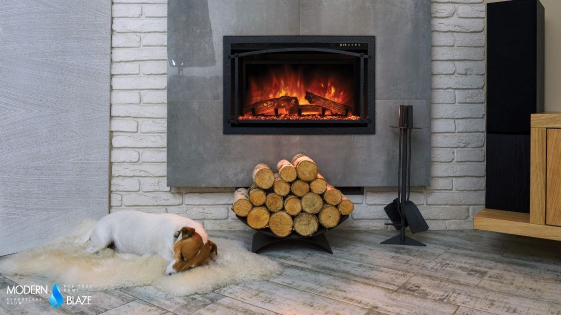 Clean Energy Fireplace Solution For Your Home