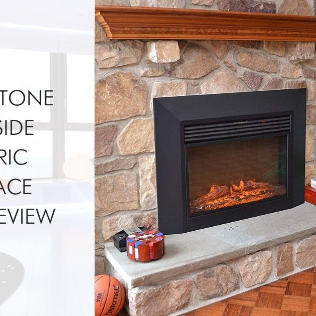 Touchstone Ingleside Electric Fireplace Insert Review