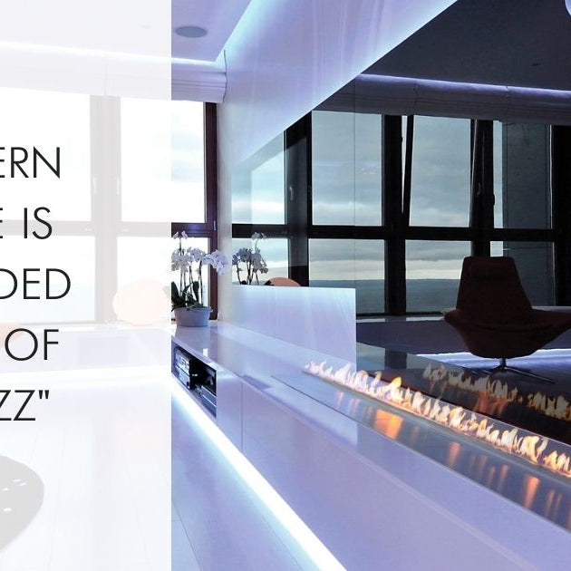 "Modern Blaze is Awarded ""Best of Houzz"""