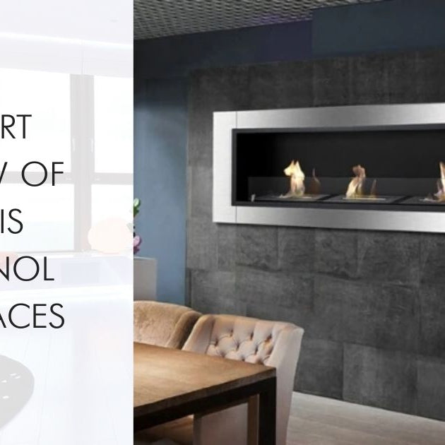 Expert Review of Ignis Ethanol Fireplaces