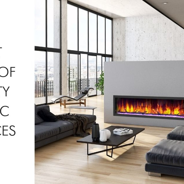 Expert Review of Dynasty Electric Fireplaces