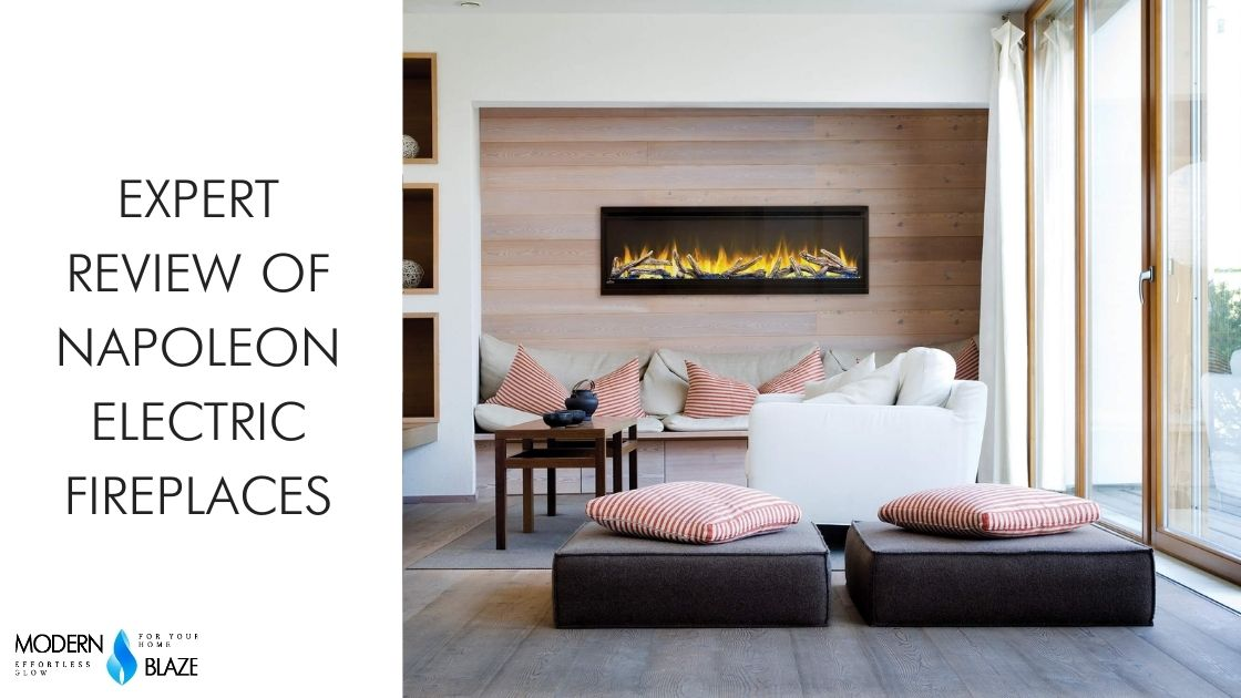 Expert Review of Napoleon Electric Fireplaces