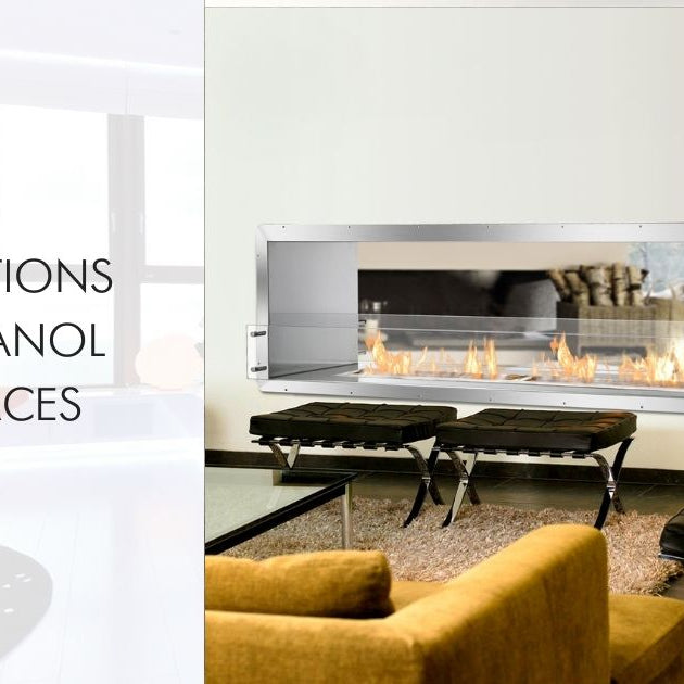 Regulations of Ethanol Fireplaces