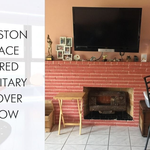 Touchstone Fireplace Featured on Military Makeover TV Show