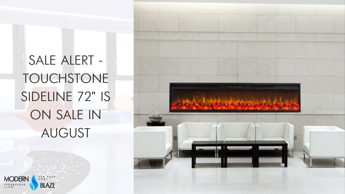 "Sale alert - Touchstone Sideline 72"" is on sale in August"