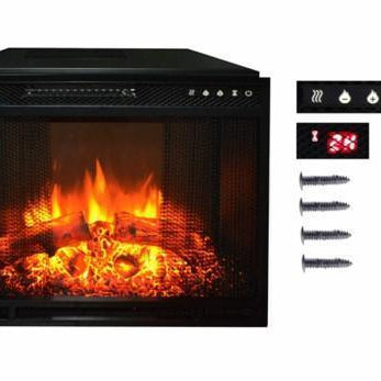 Touchstone Edgeline Electric Fireplace Insert Review