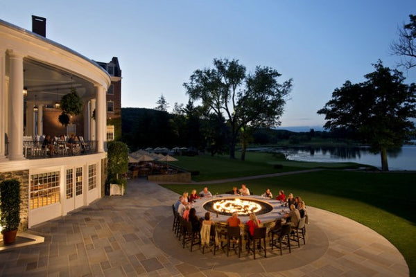 9 impressive fireplaces in Upstate NY: Warm up at these restaurants, hotels