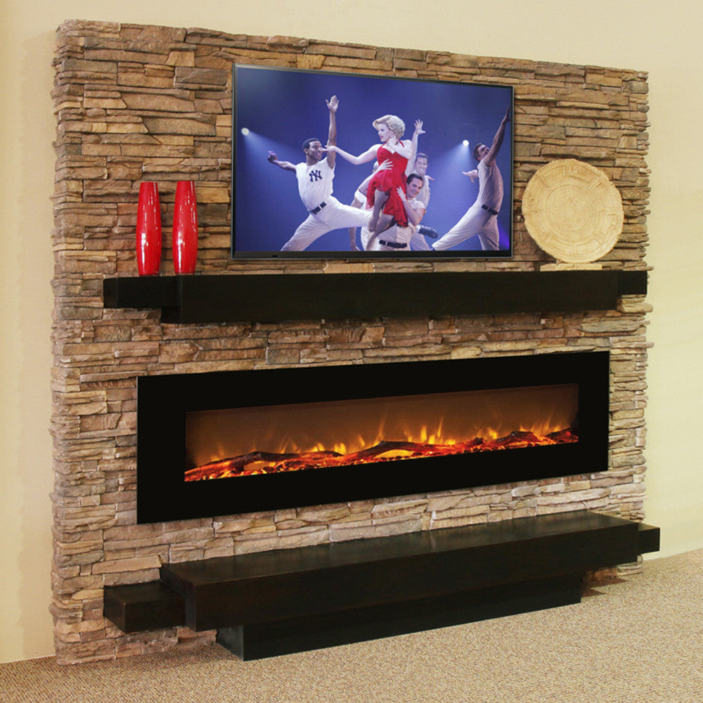 decoration heaters fireplace photo com mount small redaktif surprising wall inspiration electric